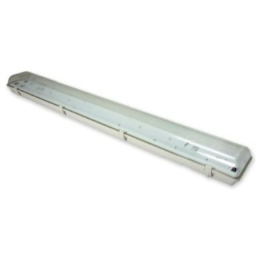 Arcadia T5 Electronic Twin Fluorescent Lighting Controller: Anti Corrosive Twin T5 35W H.F Batten Fitting