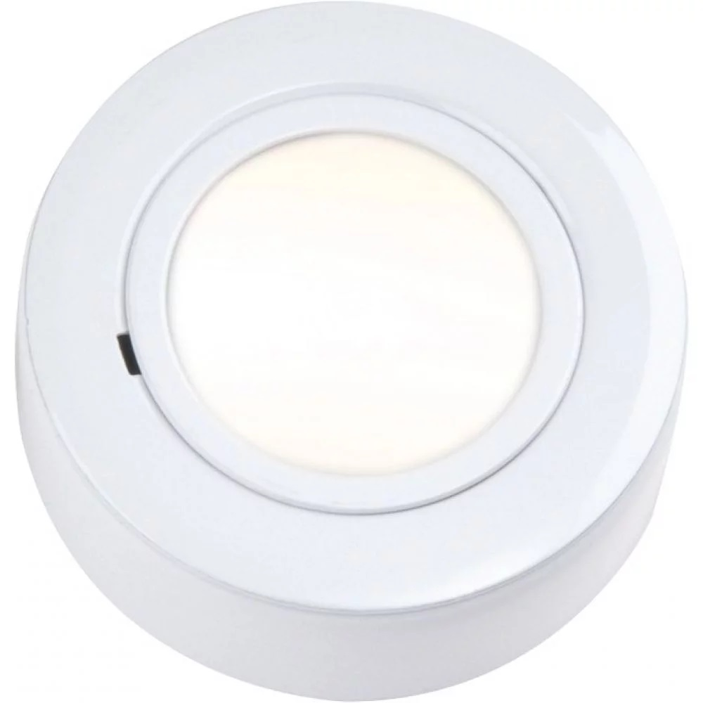 Crf02w 12v White Surface Or Recessed Under Shelf Fitting