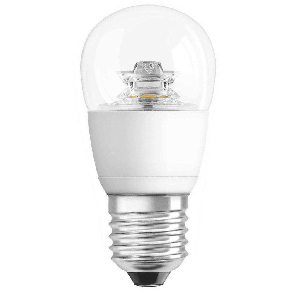 osram parathom led clear golfball 5 7w 470lm es 2700k dimmable international lamps. Black Bedroom Furniture Sets. Home Design Ideas