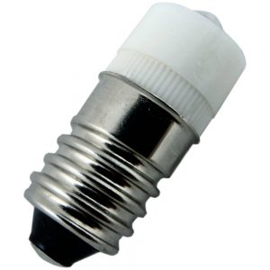 miniature led 6v e10
