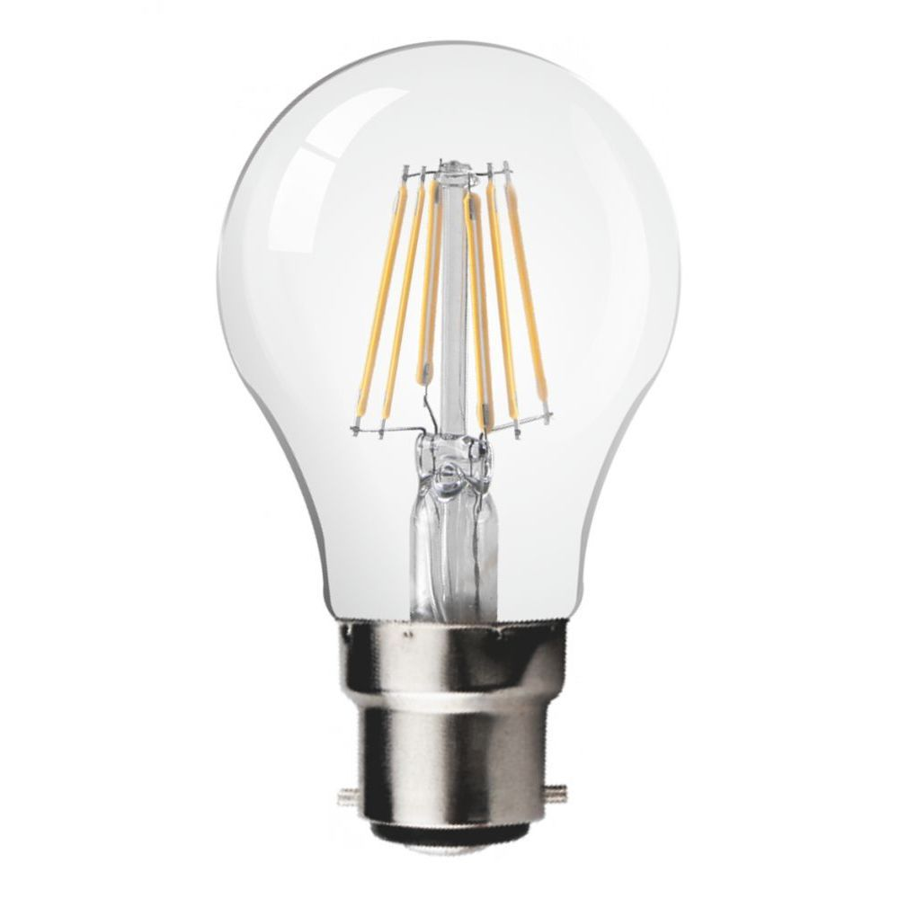 lyveco 4602 gls led filament 4w bc 470lm 2700k international lamps. Black Bedroom Furniture Sets. Home Design Ideas