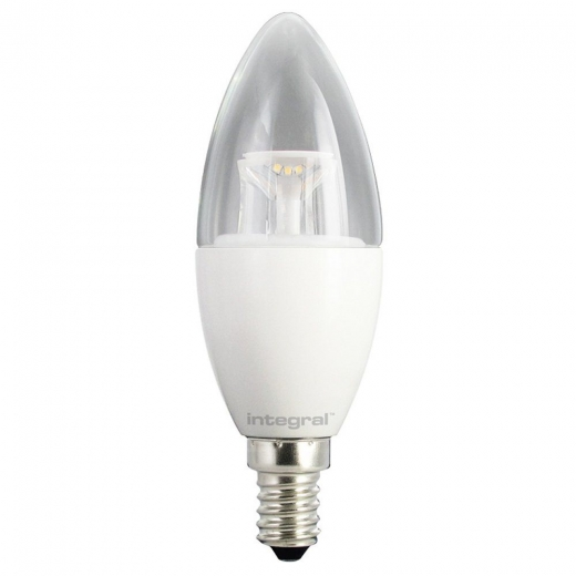 Energizer 4w 40w Filament Led Candle Ses: Dimmable Clear LED Candle 240V 5.6w(40w) SES E14 5000k 82
