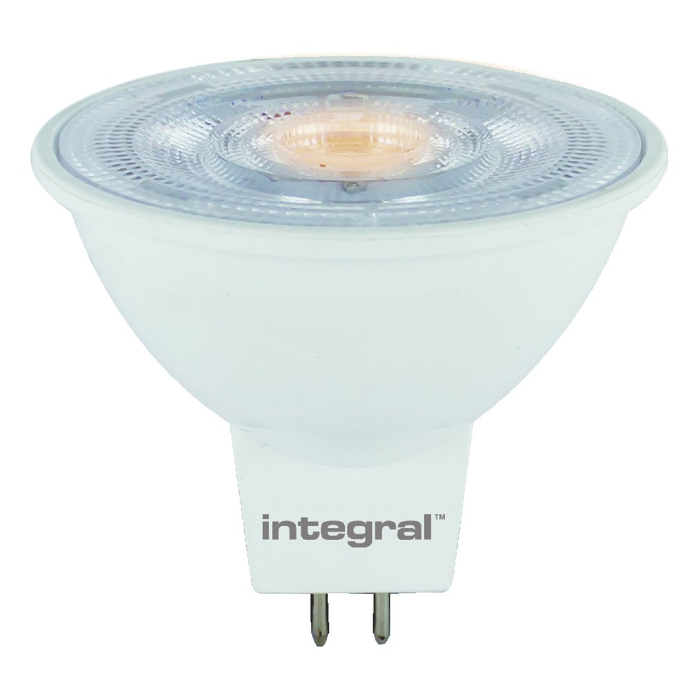 Mr16 Dimmable Led Uk: Integral MR16 LED 12v 5w (36w) 2700k Non Dimmable